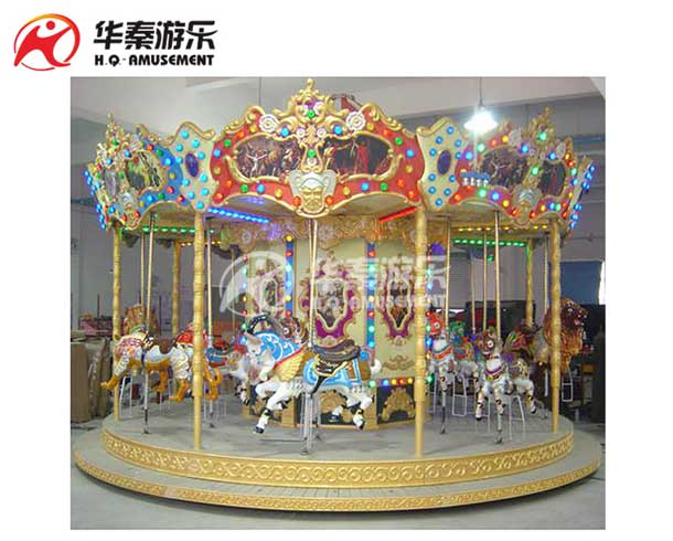 16 luxury Carousel