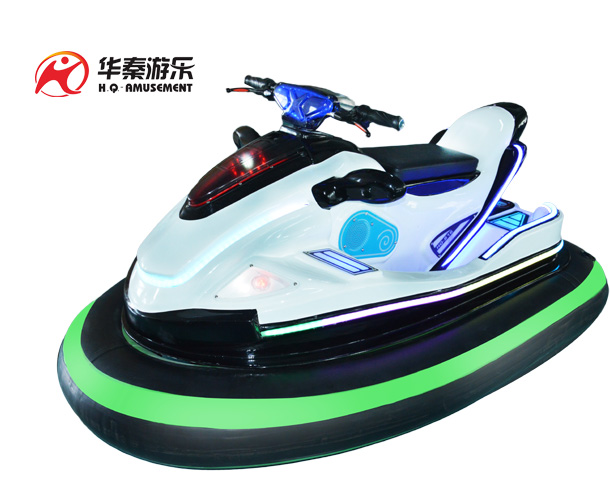 2017 new motorboat bumper cars
